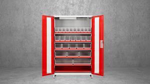 Materialausgabeautomat